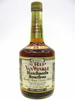 Old Rip Van Winkle 10yr Squat Bottle image