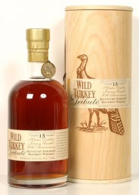 wild turkey bottle value