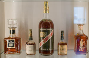Sell your Bourbon Collection Bottles
